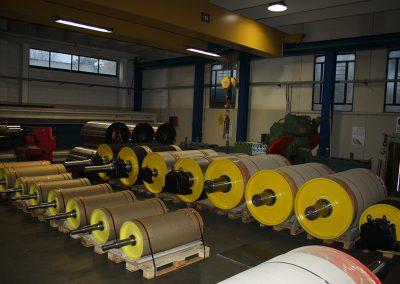 Tamburi per movimentazione sfusi Serie tamburi a progetto
