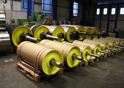 Tamburi per movimentazione sfusi Serie tamburi varie dimensioni