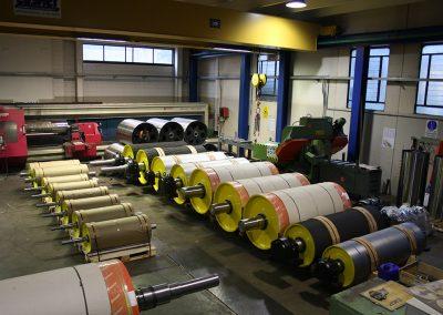 Tamburi per movimentazione sfusi Serie tamburi varie dimensioni a progetto