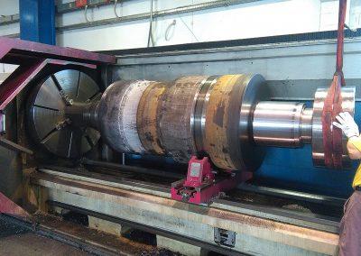 costruzioni meccaniche rulli concavi per laminatoi