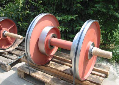 tamburi speciali fuori standard rulli speciali a progetto